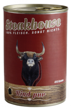 Steakhouse Rind, 400g